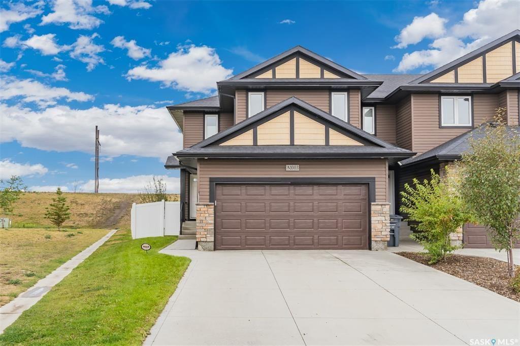Main Photo: 1003 Kolynchuk Crescent in Saskatoon: Stonebridge Residential for sale : MLS®# SK868077
