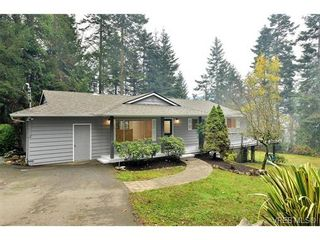 Photo 1: 9245 Hartfell Rd in NORTH SAANICH: NS Ardmore House for sale (North Saanich)  : MLS®# 745864
