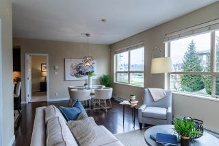 Photo 5: 211 288 HAMPTON Street in New Westminster: Queensborough Condo for sale : MLS®# R2511157