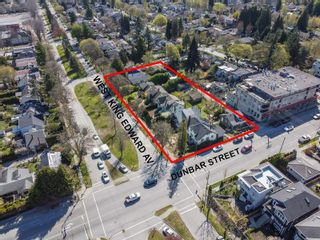 Photo 1: 3594 W KING EDWARD Avenue in Vancouver: Dunbar Land Commercial for sale (Vancouver West)  : MLS®# C8038392
