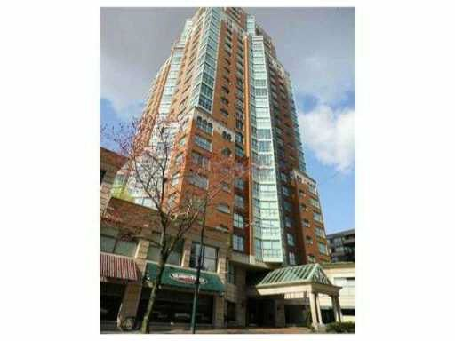 Main Photo: 704 909 BURRARD STREET in : West End VW Condo for sale : MLS®# V1089383