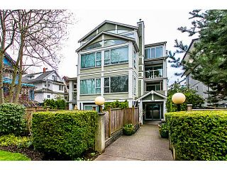 Photo 1: # 302 728 W 14TH AV in Vancouver: Fairview VW Condo for sale (Vancouver West)  : MLS®# V1007299