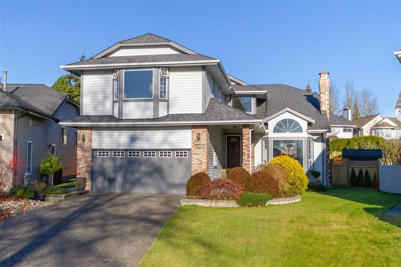 """Main Photo: 961 MOODY Court in Port Coquitlam: Citadel PQ House for sale in """"Citadel Heights"""" : MLS®# R2521913"""