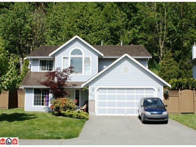 """Main Photo: 3025 CROSSLEY Drive in Abbotsford: Abbotsford West House for sale in """"ELLWOOD PROPERTY"""" : MLS®# F1013780"""