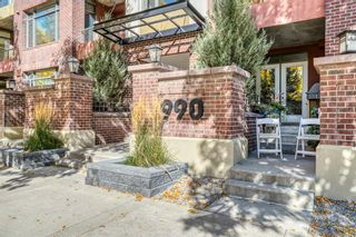 Main Photo: 106 990 Centre Avenue NE in Calgary: Bridgeland/Riverside Row/Townhouse for sale : MLS®# A1150564