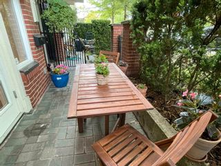 """Photo 23: 3685 W 12TH Avenue in Vancouver: Kitsilano Townhouse for sale in """"TWENTY ON THE PARK"""" (Vancouver West)  : MLS®# R2600219"""