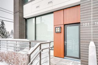 Photo 24: 101 1501 6 Street SW in Calgary: Beltline Row/Townhouse for sale : MLS®# A1111833