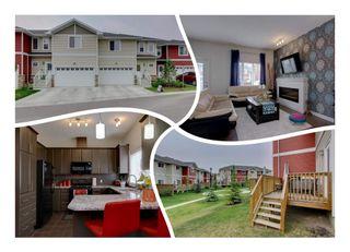 Photo 1: 51 450 MCCONACHIE Way in Edmonton: Zone 03 Townhouse for sale : MLS®# E4257089