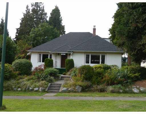 Main Photo: 5561 HOLLAND STREET in : Dunbar House for sale : MLS®# V793459