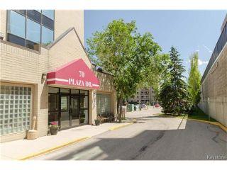Photo 1: 70 Plaza Drive in Winnipeg: Fort Garry Condominium for sale (1J)  : MLS®# 1701334