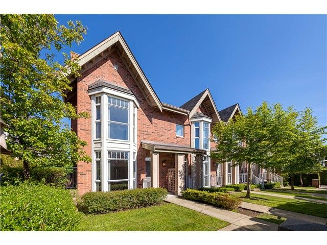 Main Photo: 6108 Cambie Street in Vancouver West: Oakridge VW Townhouse for sale : MLS®# V1133327