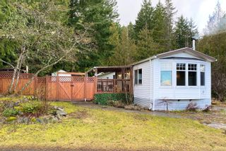 Main Photo: B35 920 Whittaker Rd in : ML Mill Bay Manufactured Home for sale (Malahat & Area)  : MLS®# 870661
