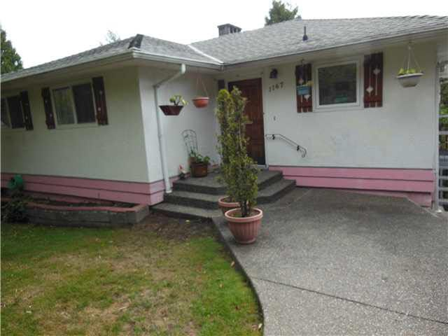 """Main Photo: 1167 CLOVERLEY Street in NORTH VANC: Calverhall House for sale in """"CALVERHALL"""" (North Vancouver)  : MLS®# V1142638"""