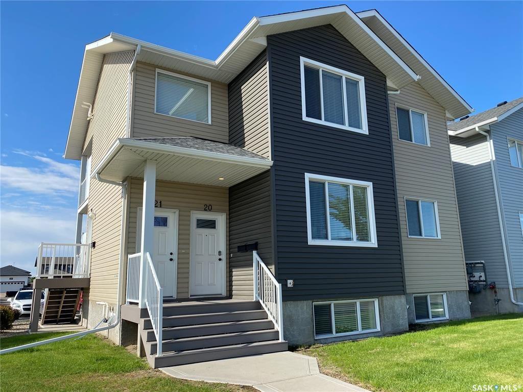 Main Photo: 20 4850 HARBOUR LANDING Drive in Regina: Harbour Landing Residential for sale : MLS®# SK858935