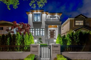 Photo 2: 5805 CULLODEN Street in Vancouver: Knight House for sale (Vancouver East)  : MLS®# R2615987