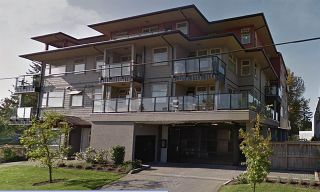 """Photo 1: 306 22858 LOUGHEED Highway in Maple Ridge: East Central Condo for sale in """"URBAN GREEN"""" : MLS®# R2103541"""