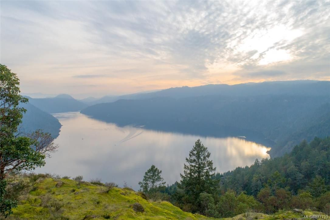 Main Photo: DL-130 Trans Canada Hwy in : ML Malahat Proper Land for sale (Malahat & Area)  : MLS®# 877733