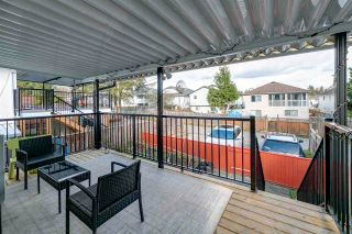 Photo 31: 3736 COAST MERIDIAN Road in Port Coquitlam: Oxford Heights House for sale : MLS®# R2569036