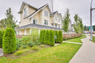 """Photo 1: 13 6965 HASTINGS Street in Burnaby: Sperling-Duthie Townhouse for sale in """"CASSIA"""" (Burnaby North)  : MLS®# V1027576"""