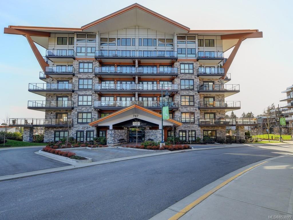 Main Photo: 405 747 Travino Lane in : SW Royal Oak Condo for sale (Saanich West)  : MLS®# 853899