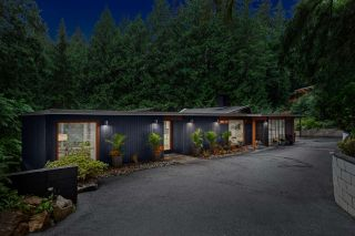 Photo 2: 530 HADDEN DRIVE in West Vancouver: British Properties House for sale : MLS®# R2485571