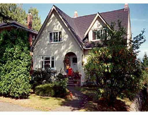 Main Photo: 3887 W 14TH AV in Vancouver: Point Grey House for sale (Vancouver West)