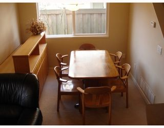 """Photo 5: 13 7733 HEATHER Street in Richmond: McLennan North Townhouse for sale in """"HEARTSTONE"""" : MLS®# V701542"""