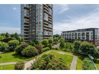 """Photo 3: 1405 3170 GLADWIN Road in Abbotsford: Central Abbotsford Condo for sale in """"Regency Tower"""" : MLS®# R2318450"""