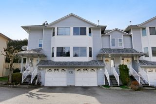 """Photo 1: 44 3087 IMMEL Street in Abbotsford: Central Abbotsford Townhouse for sale in """"Clayburn Estates"""" : MLS®# R2147621"""