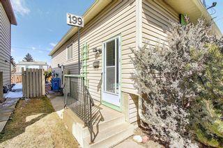 Photo 2: 199 Cedardale Road SW in Calgary: Cedarbrae Semi Detached for sale : MLS®# A1088680