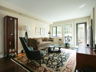 """Photo 4: 203 1477 FOUNTAIN Way in Vancouver: False Creek Condo for sale in """"FOUNTAIN TERRACE"""" (Vancouver West)  : MLS®# V1142594"""