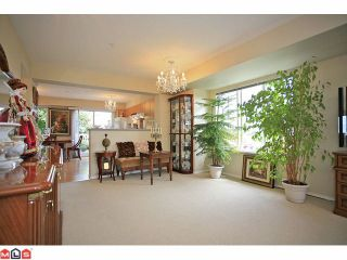 """Photo 3: 36 20560 66TH Avenue in Langley: Willoughby Heights Townhouse for sale in """"Amberleigh II"""" : MLS®# F1118211"""