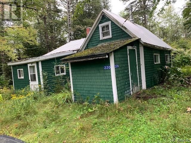 Main Photo: 220 Tower Hill Road in St. Stephen: House for sale : MLS®# NB064549