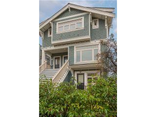 Main Photo: 1830 Greer Avenue in Vancouver: Kitsilano Triplex for sale (Vancouver West)  : MLS®# V1111810
