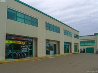 Photo 2: 480 Bay St in VICTORIA: Vi Rock Bay Industrial for lease (Victoria)  : MLS®# 677958