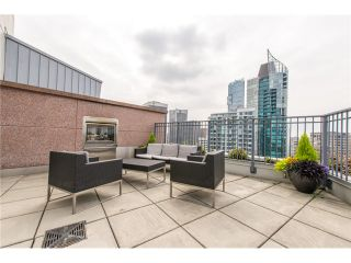 """Photo 12: 2804 1205 W HASTINGS Street in Vancouver: Coal Harbour Condo for sale in """"CIELO"""" (Vancouver West)  : MLS®# V1026183"""