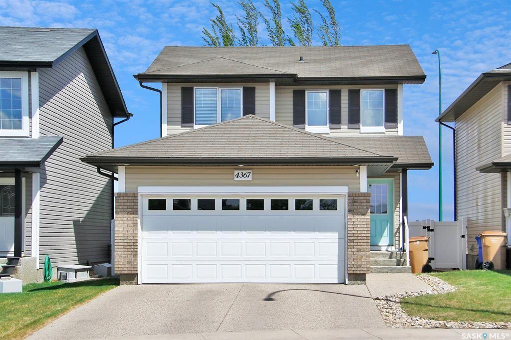 Main Photo: 4367 Nicurity Drive in Regina: Lakeridge RG Residential for sale : MLS®# SK855624