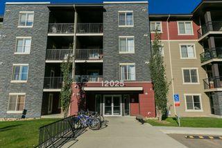 Photo 3: 407 12025 22 Avenue SW in Edmonton: Zone 55 Condo for sale : MLS®# E4266067