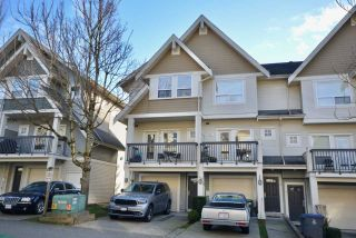 """Photo 1: 7 15065 58 Avenue in Surrey: Sullivan Station Townhouse for sale in """"SPRINGHILL"""" : MLS®# R2531840"""