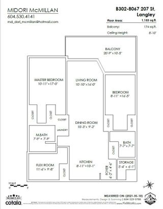 """Photo 21: 302 8067 207 Street in Langley: Willoughby Heights Condo for sale in """"Yorkson Creek - Parkside 1"""" : MLS®# R2583825"""