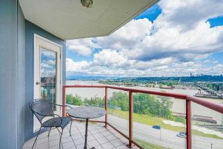 """Photo 29: 803 38 LEOPOLD Place in New Westminster: Downtown NW Condo for sale in """"THE EAGLE CREST"""" : MLS®# R2584446"""
