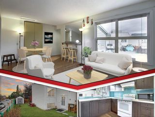 Main Photo: 1209 53B Street SE in Calgary: Penbrooke Meadows Row/Townhouse for sale : MLS®# A1042695