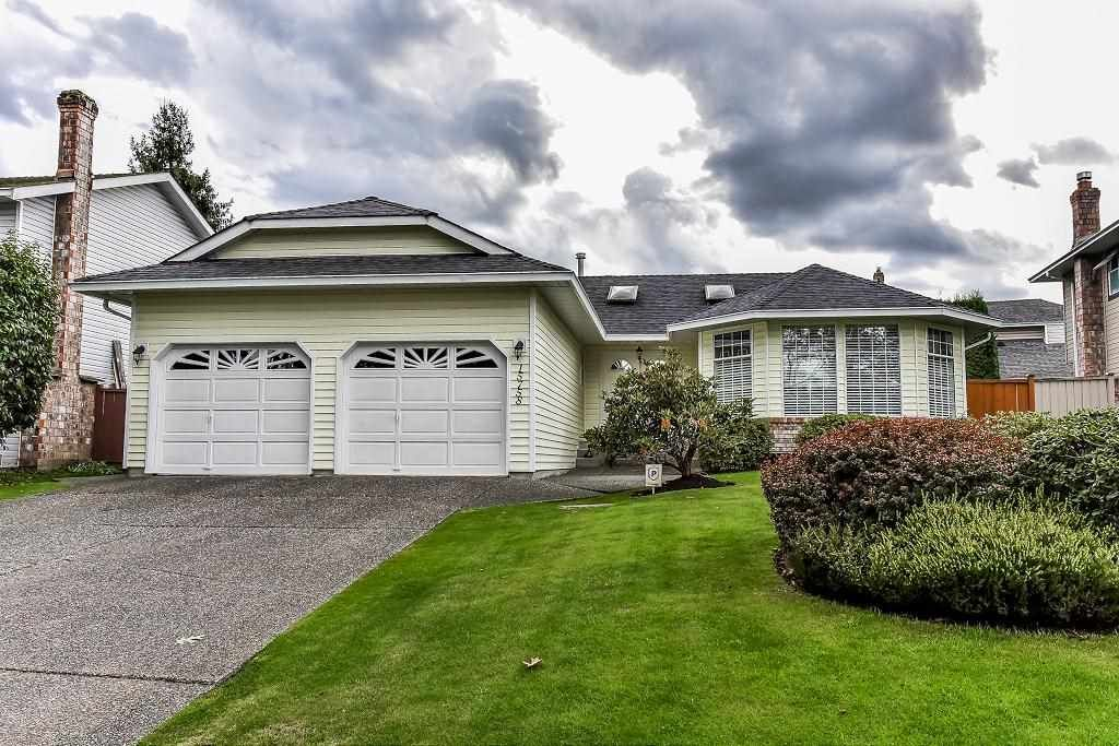 "Main Photo: 15758 93A Avenue in Surrey: Fleetwood Tynehead House for sale in ""BEL-AIR ESTATES"" : MLS®# R2214972"
