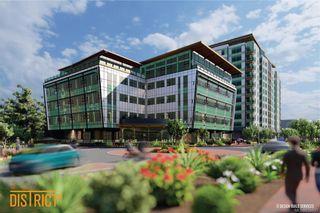 Photo 1: 4th flr 2840 Peatt Rd in Langford: La Goldstream Office for lease : MLS®# 835693