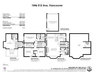 Photo 33: 1046 E 12TH Avenue in Vancouver: Mount Pleasant VE 1/2 Duplex for sale (Vancouver East)  : MLS®# R2620562