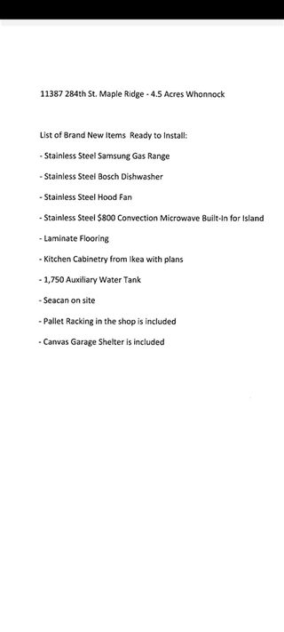 Photo 37: 11387 284 Street in Maple Ridge: Whonnock House for sale : MLS®# R2585451