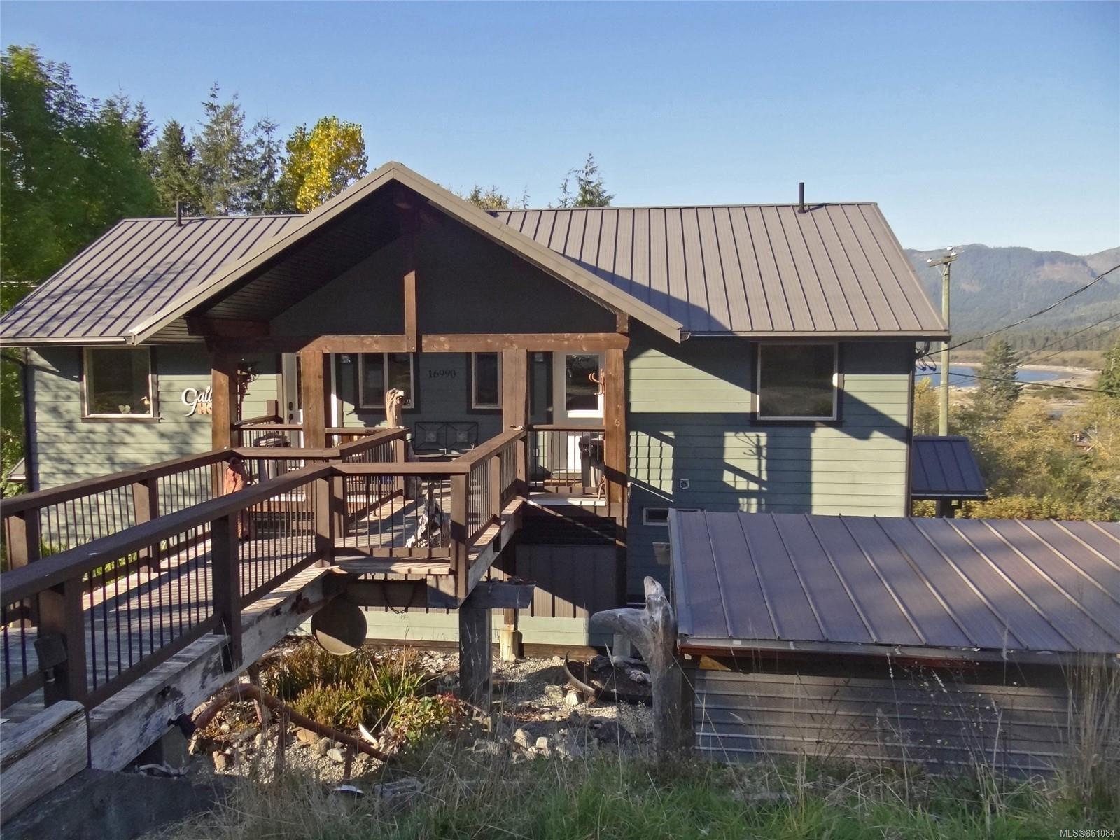 Main Photo: A 16990 Wickanninish Rd in : Sk Port Renfrew Half Duplex for sale (Sooke)  : MLS®# 861084