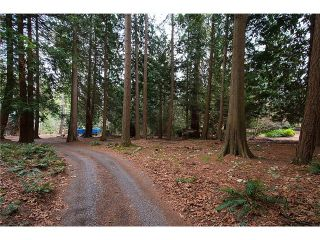 Photo 7: 1265 OCEANVIEW Road: Bowen Island Home for sale ()  : MLS®# V1040225