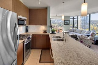 """Photo 7: 1604 110 BREW Street in Port Moody: Port Moody Centre Condo for sale in """"ARIA 1 at SUTER BROOK"""" : MLS®# R2414522"""