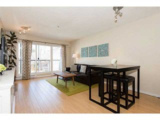 """Photo 8: 306 833 W 16TH Avenue in Vancouver: Fairview VW Condo for sale in """"The Emerald"""" (Vancouver West)  : MLS®# V1063181"""